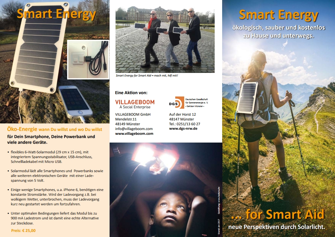 Smart Energy for Smart Aid Flyer1